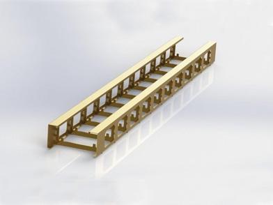 Multi-Form<span class='specialfnt'>&trade;</span> Galv. Steel Double Rail