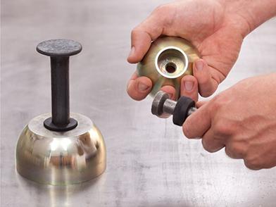 KU Dome Magnet