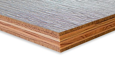 Hard-Ply<span class='specialfnt'>®</span> Polymer Com-Ply Decking