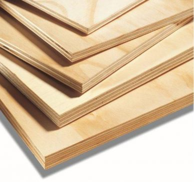 Sheathing & Structural Plywood