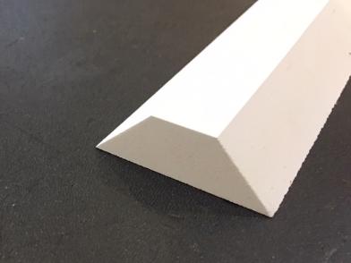 White Hard Plastic Custom Reveal