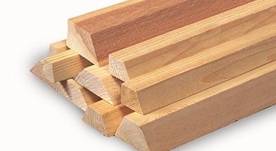 Select Wood Reveal Strip