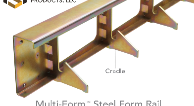 Multi-Form<span class='specialfnt'>™</span> Galv. Steel Rail