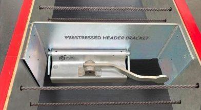 Prestressed Header Brackets